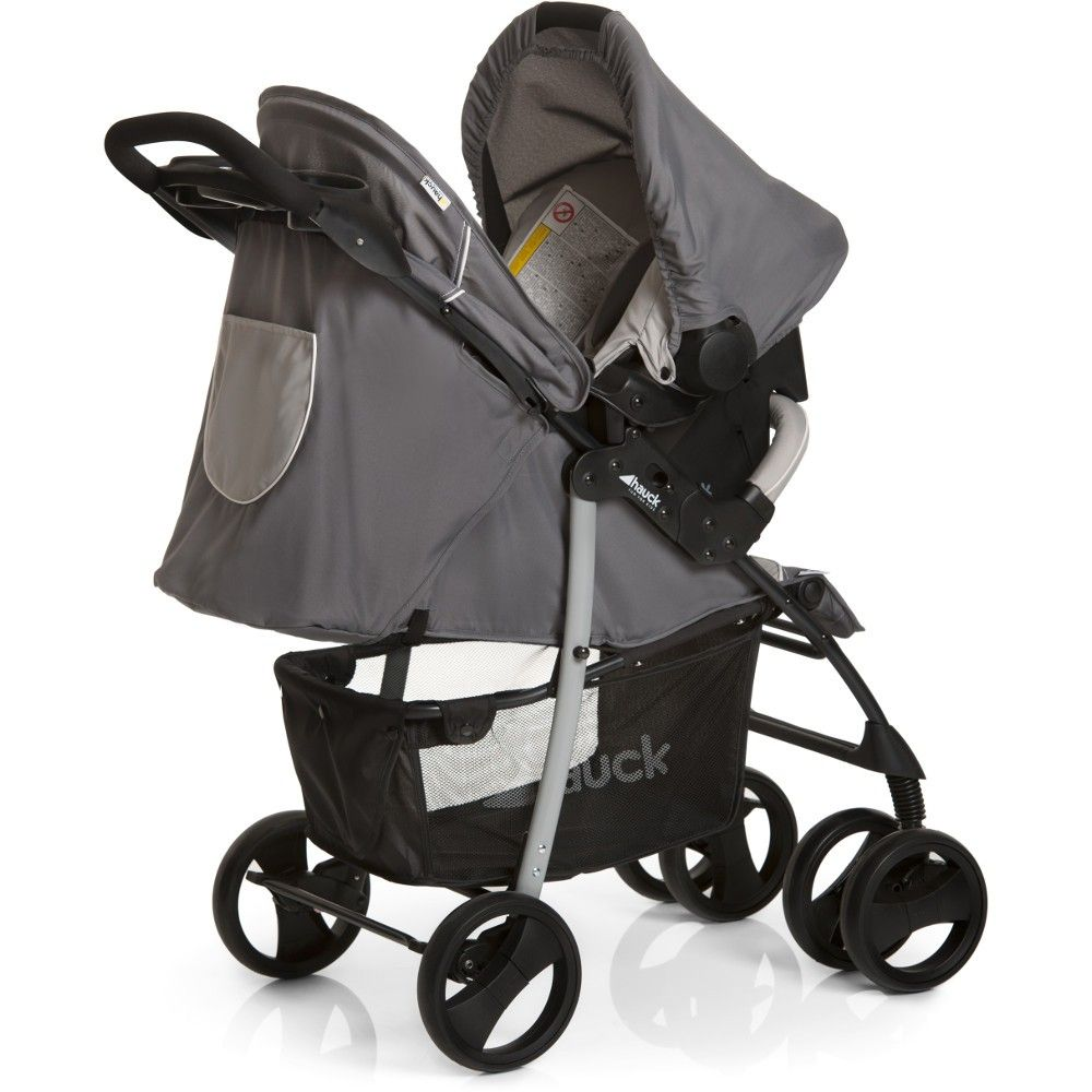 Hauck Shopper Raincover New Hauck Shopper Slx Trio Travel System Pushchair
